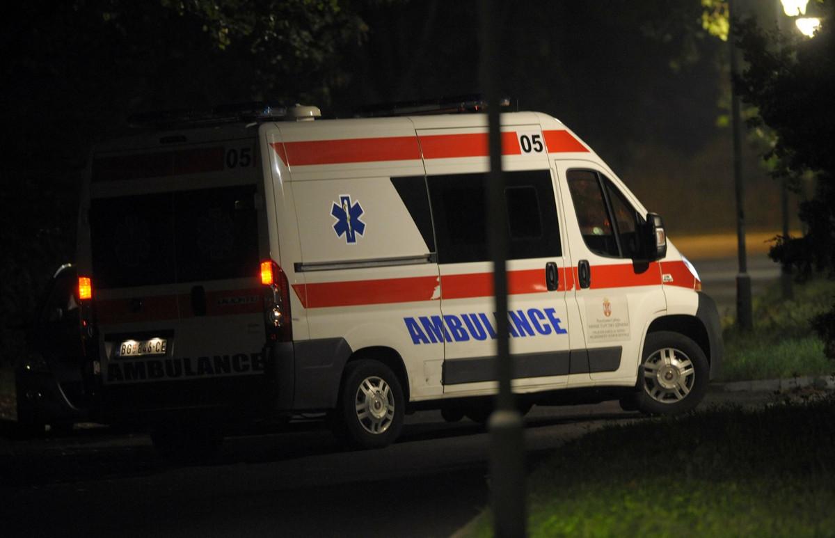 Dvoje povredjeno u dva udesa u Beogradu
