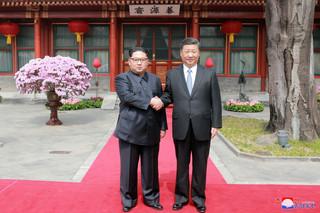 Trump: Spotkanie prezydenta Xi z Kim Dzong Unem 'poszło bardzo dobrze'