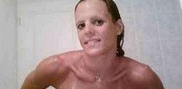 Seksowna pływaczka pokazała...