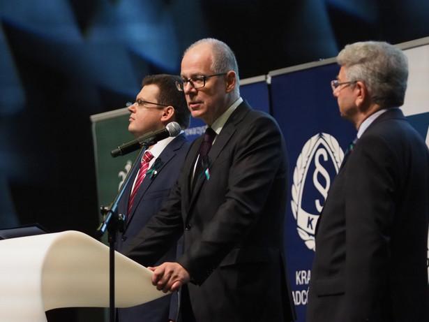 Prezes Iustitii podkreślał, że prawnicy czy sędziowie nie powinni milczeć w obawie o narażenie się na zarzuty polityków