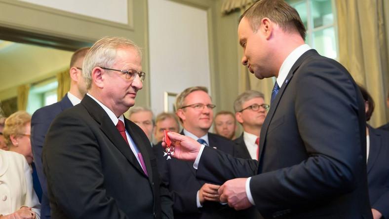 Andrzej Hrechorowicz / KPRP