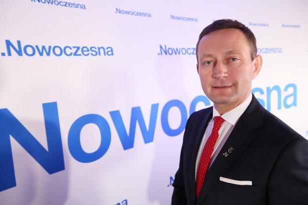 Petru: Jestem za kandydaturą Pawła Rabieja na prezydenta Warszawy