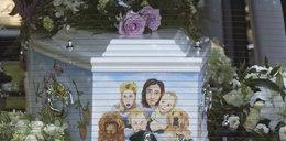 Gwiazdy na pogrzebie Peaches Geldof