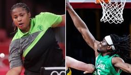 Team Nigeria has gotten just a win at the Tokyo Olympics