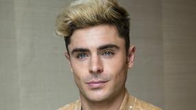 Zac Efron został blondynem. Zmiana na lepsze?