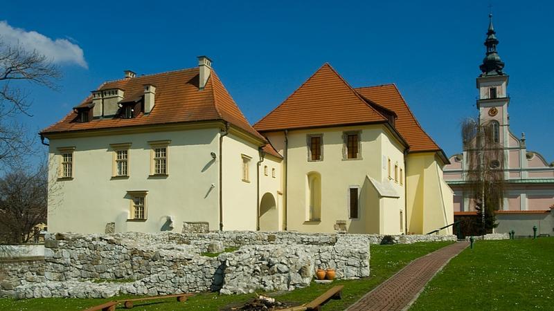 Wieliczka, zamek żupny