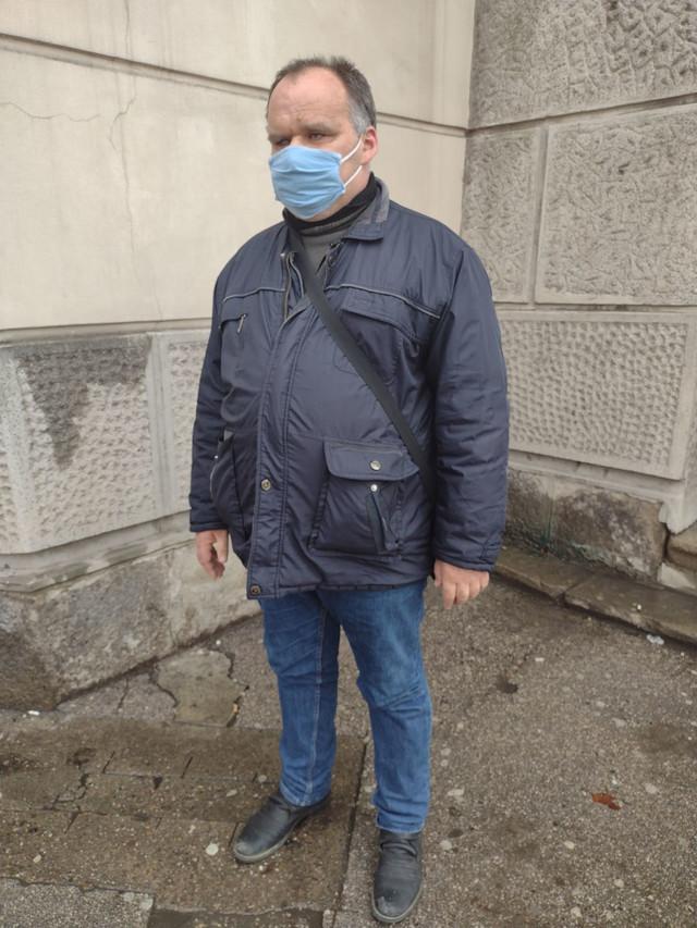 Boban Stojanović sin ubijene Vinke Stojanović
