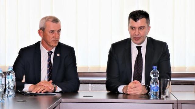 Saša Dujović i Zoran Đorđević