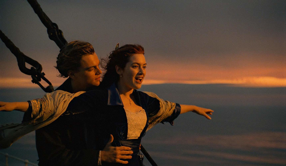 """Titanic"", reż. James Cameron (1997)"