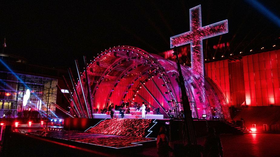 Koncert Pasja 2021 TVP