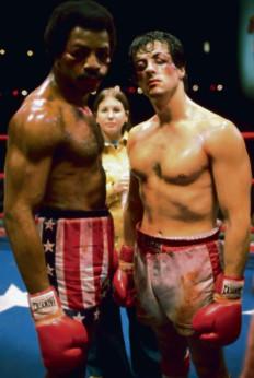 Apollo i Rocky krzyżowali rękawice trzy razy