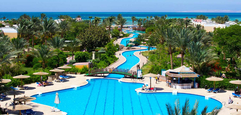 Movie Gate Resort (Hurghada, Egipt)