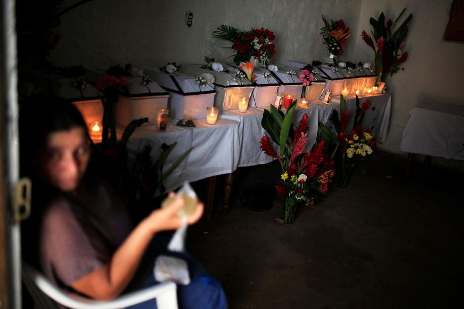 The Wider Image: Waiting half a lifetime for justice in El Salvador
