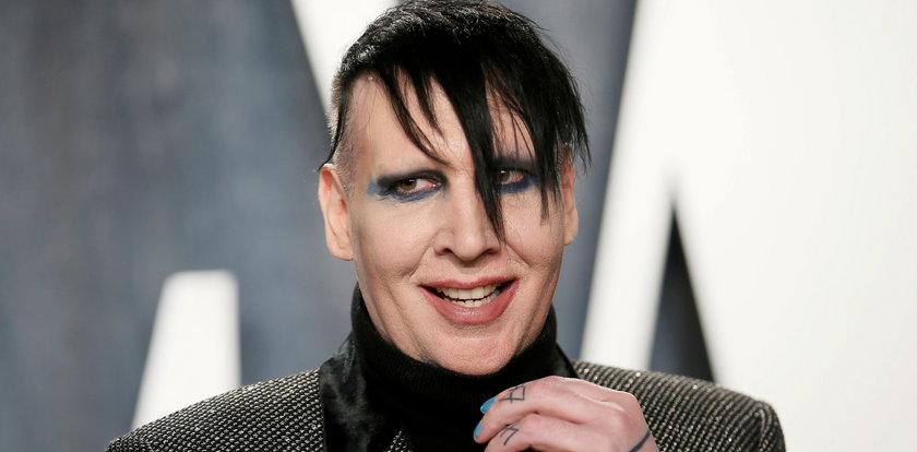 """Kolejna kobieta oskarża Marilyna Mansona o przemoc i gwałty. """"Myślałam, że on mnie zabije"""""""