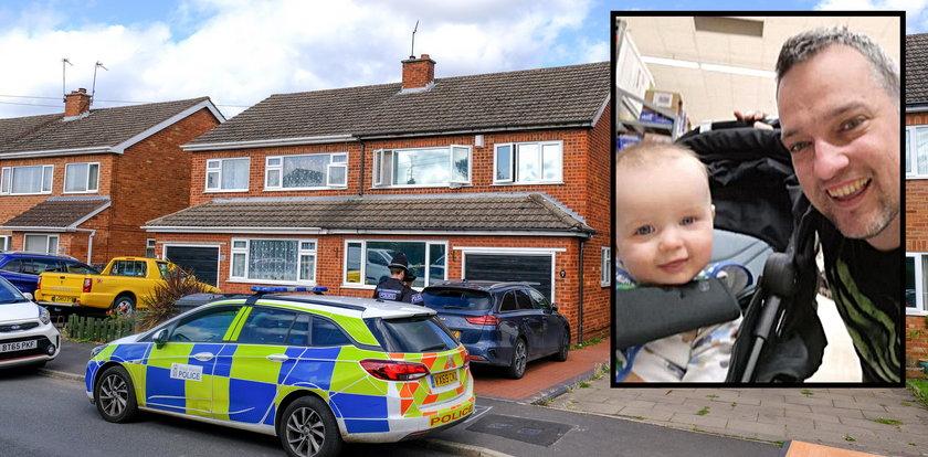 Policjant zabił trzyletniego synka, a potem siebie. Dopiero wrócili z wakacji