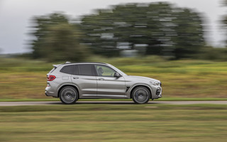 BMW X3 M Competition – test