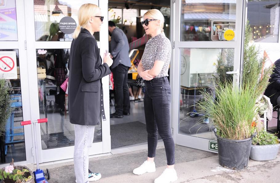 Kristina i Nataša Bekvalac