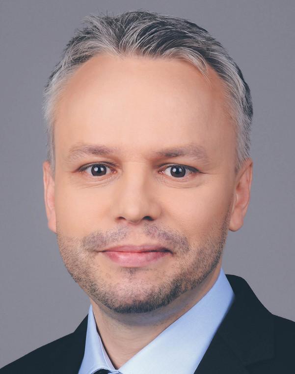 Adrian Prusik, radca prawny, lider Działu Produktów Emerytalnych w Wojewódka i Wspólnicy Sp. k.
