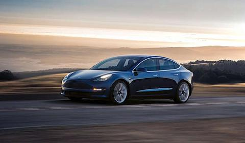 Tesla Model 3 Performance ma eksperymentalny tryb Track Mode