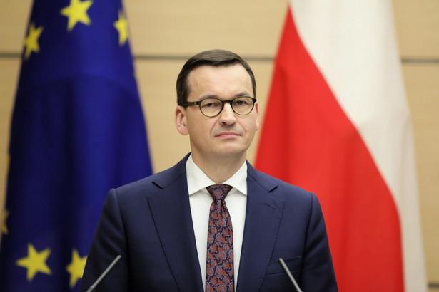 Dzisiaj, z ogromną radością mogę potwierdzić, że uzgodniliśmy ogromne, nowe inwestycje - powiedział premier Mateusz Morawiecki