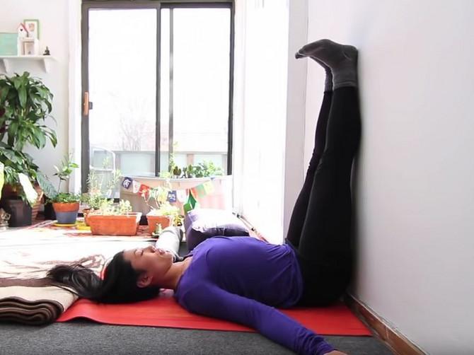 5 sjajnih stvari koje će se desiti vašem telu ako svaki dan noge držite uz zid