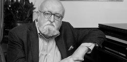 Nie żyje wybitny kompozytor Krzysztof Penderecki