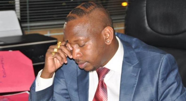 Nairobi Governor Sonko