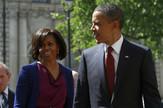 Mišel Obama nosila je njene haljine tokom državničke posete kineskog predsednika Sjedinjenim državama.