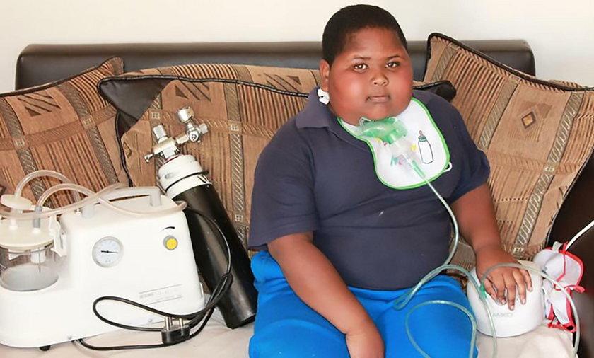 11-letni Caden Benjamin zmarł w szpitalu w RPA