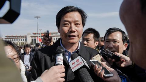 Lei Jun, prezes Xiaomi Technology