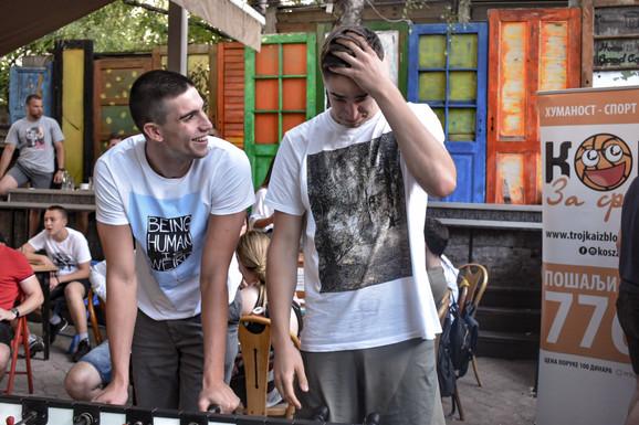 Nikola Miškovic i Luka Ašćerć