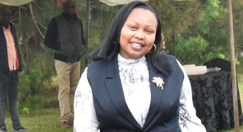 Millicent Omanga responds after expulsion by Jubilee Party
