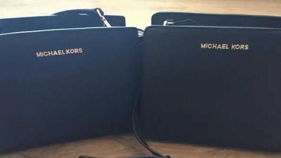Jak rozpoznać podróbkę - Michael Kors Selma