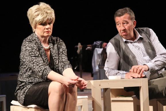 Predstava je večeras premijerno na sceni Narodnog pozorišta iz Užica