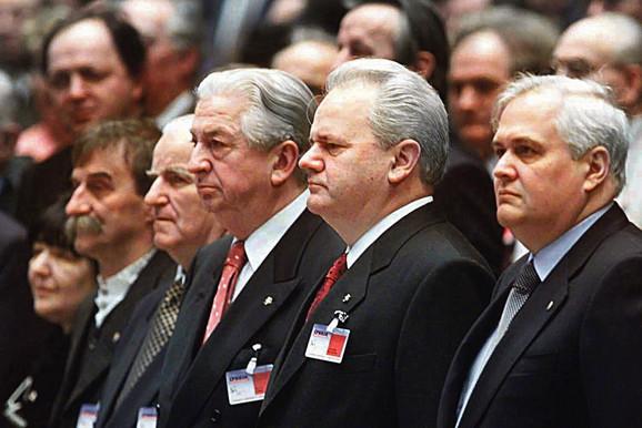 Milošević je bio istinski otac SPS