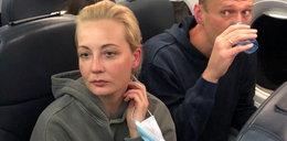 Zatrzymano żonę Nawalnego!