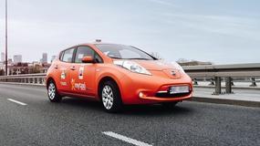 Pierwsza w Polsce flota elektrycznych taksówek