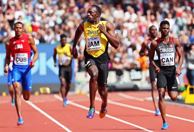 Poslednja trka u karijeri: Jusein Bolt