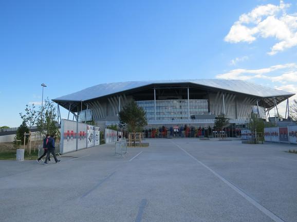 Olimpijski stadion u Lionu
