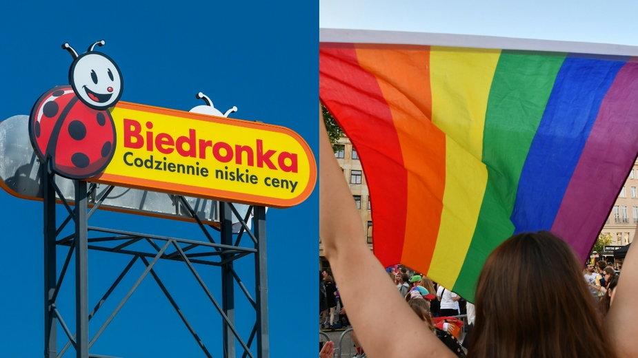 Dyskryminacja w Biedronce?