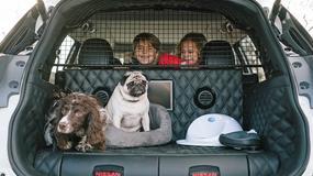 Nissan X-Trail 4Dog – komfort dla naszego psa