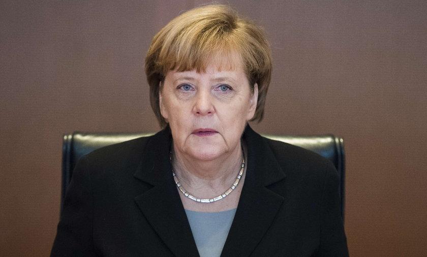 Angela Merkel jest kanclerzem Niemiec od 2005 roku