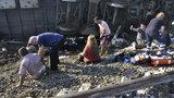 """""""Wiele ofiar śmiertelnych"""". Wykolejenie pociągu"""