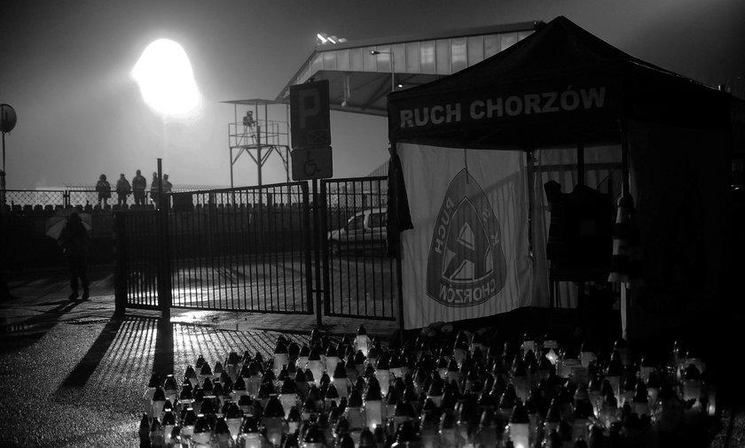 Ruch Chorzów – Pogoń Szczecin. Kibic Józef Zioba zmarł w trakcie meczu