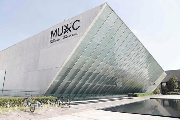 Muzej savremene umetnosti u Meksiku