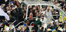 Zmarł 4-latek, który spotkał papieża Franciszka