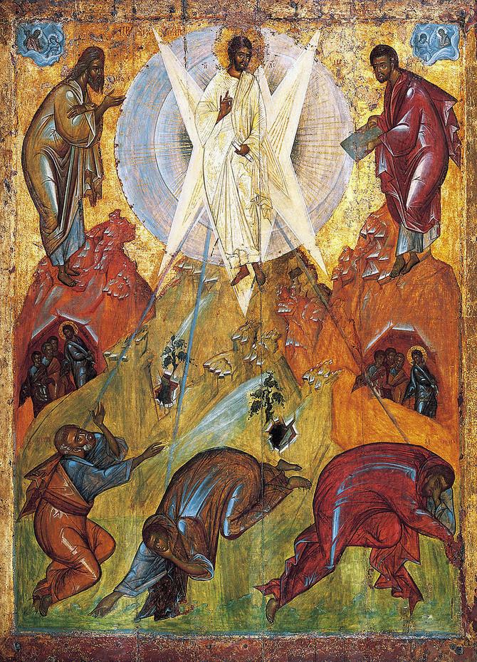 Danas se slavi Preobraženje Gospodnje