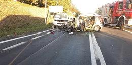 Straszny wypadek pod Legnicą. Nie żyją dwie osoby
