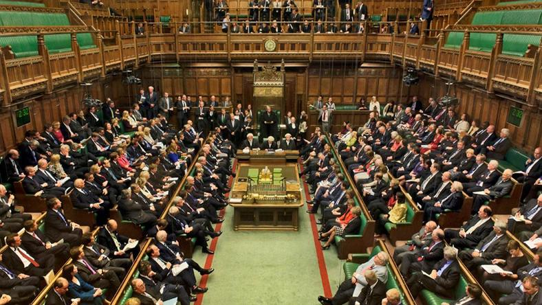 House of Commons MPs debate