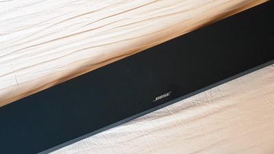 Bose Soundbar 500 im Test: Smarte Bedienung, guter Klang